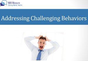 challengingbehaviors
