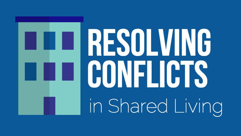 ResolvingConflictsSharedLiving